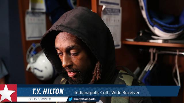 T.Y. Hilton on Colts going 0-3: 'Can't happen. Won't happen.'