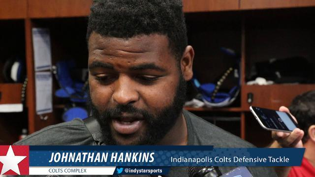 John Simon,  Johnathan Hankins talk about improving Colts defense