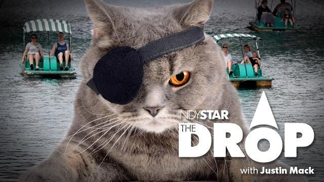 """On this edition of """"The Drop,"""" Justin Mack talks Carmel spending, Indy's first pingpong bar and the Pirate Cat."""