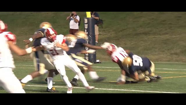 Friday Night Highlights: Cathedral 48 Jeffersonville 7