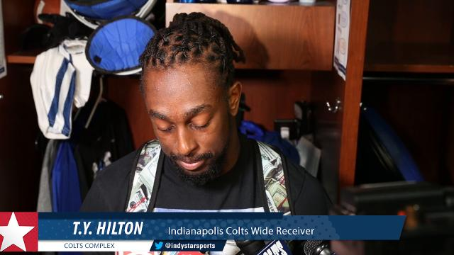 T.Y. previews Indianapolis Colts - Seattle Seahawks matchup
