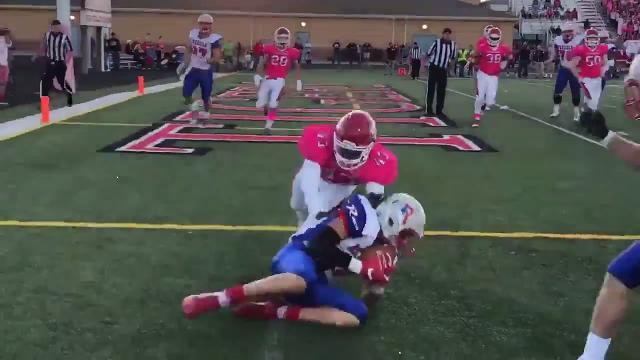 Friday Night Highlights: Roncalli 28, Fishers 17