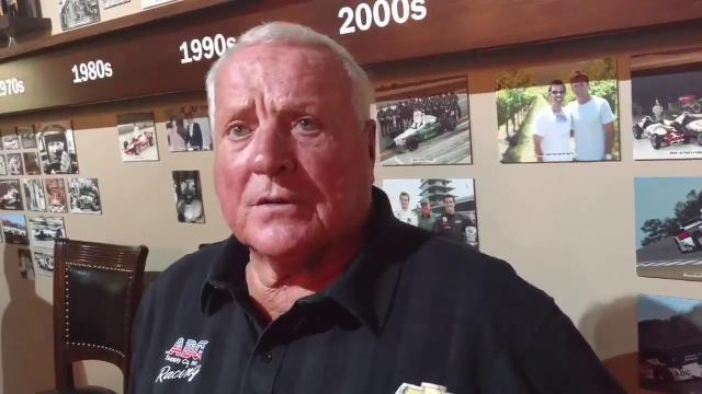 The legendary A.J. Foyt on teaming up with Tony Kanaan