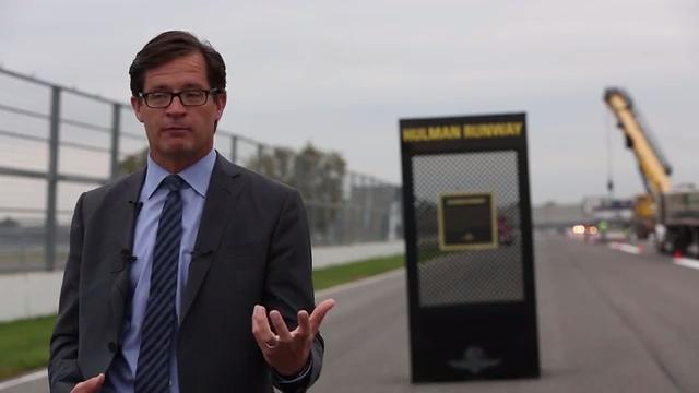 IMS President Doug Boles talks about the upcoming Red Bull Air Race World Championships.
