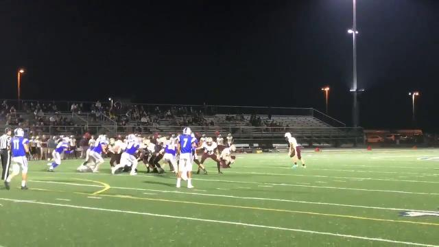 Friday Night Highlights: Brebeuf 30, Hamilton Southeastern 0