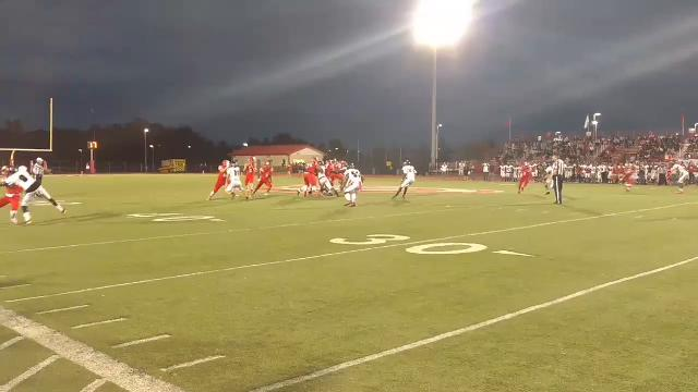 Friday Night Highlights: Pike 45, North Central 28