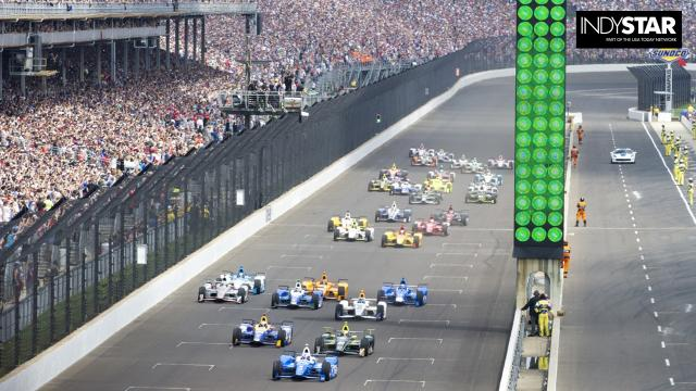 2018 IndyCar Series schedule