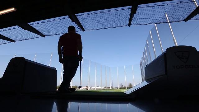 Topgolf opens in Fishers Friday, Oct. 13, 2017.
