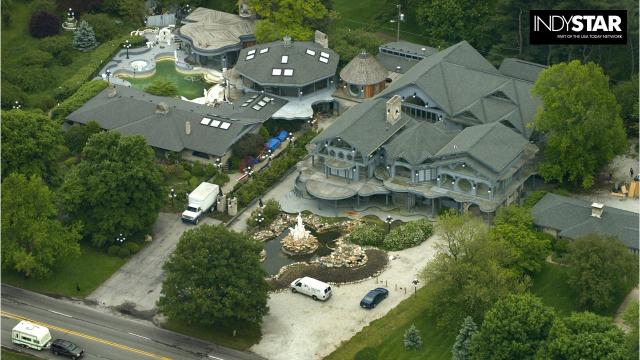 An explainer of how certain very, very large and fantastical houses in the Indianapolis area have lost their value quickly.