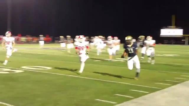 Decatur Central opened IHSAA sectionals with a 41-20 win over Plainfield.