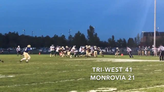 Friday Night Highlights: Best of the best from sectional Week 1
