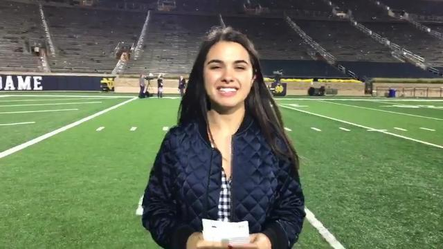 Insider video: So how did Notre Dame blow out USC?