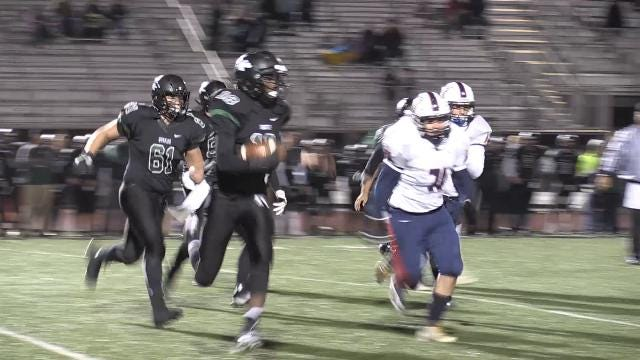 Highlights: Terre Haute North 31, Evansville North 0