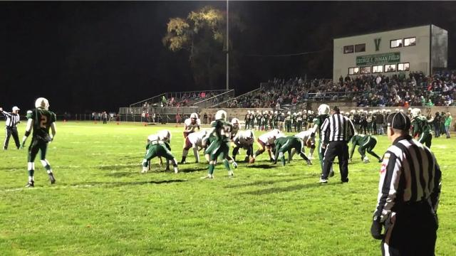 Highlights: Gibson Southern 39, Vincennes Lincoln 28