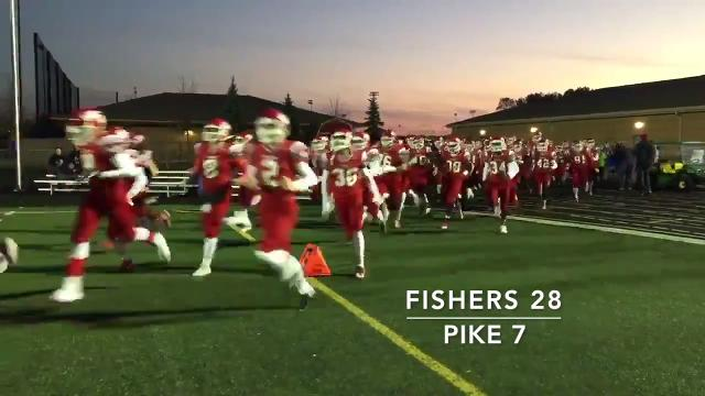 Friday Night Highlights: Fishers 28, Pike 7