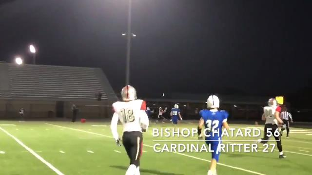 Friday Night Highlights: Bishop Chatard 56, Cardinal Ritter 27