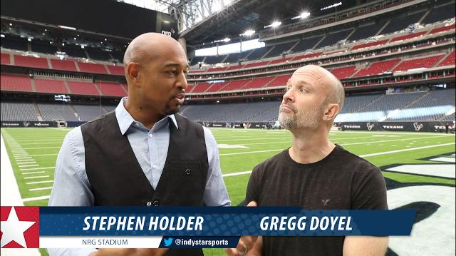 Here's what Gregg Doyel and Stephen Holder think of the Colts win against Houston