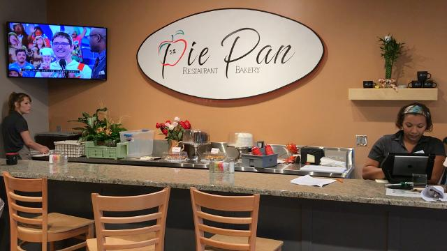 Along with a new owner, the Pie Pan recently reopened with a new look. The North Side restaurant also added outdoor seating.