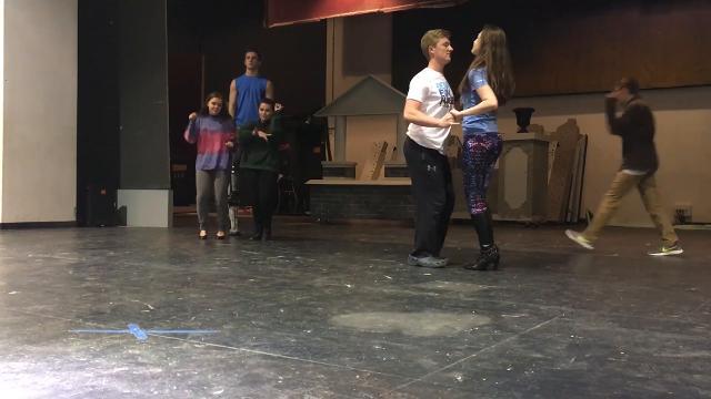 "Reitz High School theater will perform ""The Addams Family"" Nov. 9-12 in the Reitz auditorium."