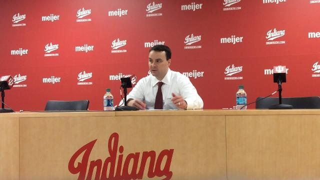 Miller recaps Howard victory, his first at IU