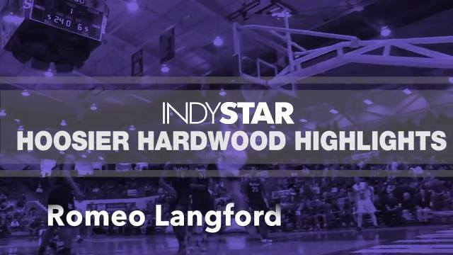 Hoosier Hardwood Highlights: Romeo Langford