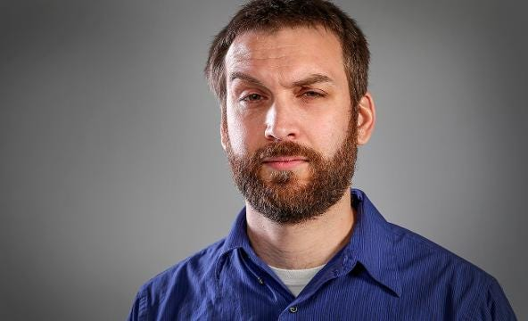 Meet James Breakwell, (AKA @XplodingUnicorn on Twitter) IndyStar's new parent columnist. Breakwell went viral last year with his self-deprecating jokes about the trials of parenthood.
