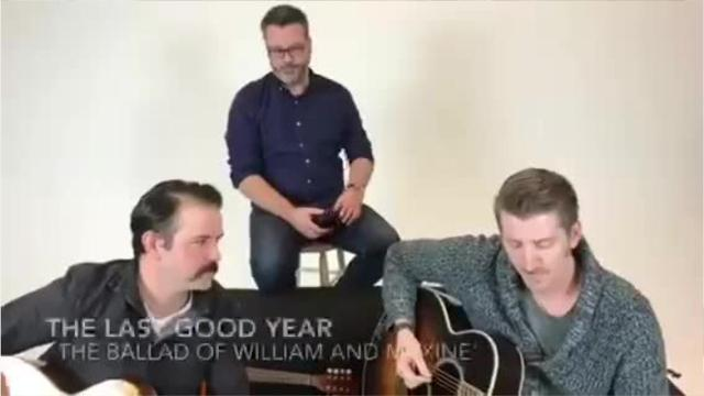 The Last Good Year, 'The Ballad of William and Maxine'