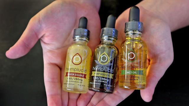 Hoosier Vapor talks about CBD oil