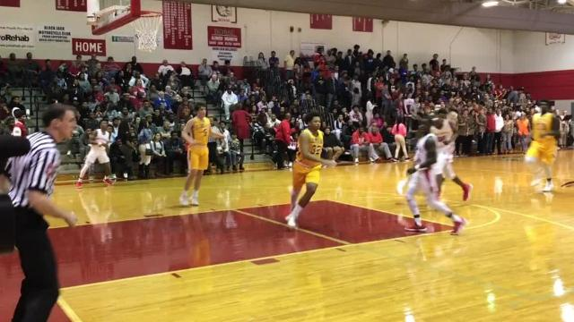 Kiyron Powell, a 6-foot-9 sophomore, made his presence known, scoring quickly after coming off the bench in the second quarter of Bosse's season-opening win over Central. He was later injured.