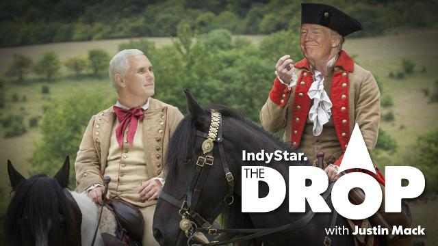 """On this edition of """"The Drop,"""" Justin Mack talks a new piece on Mike Pence, TIME's person of the year and Indiana's snowy owl invasion."""