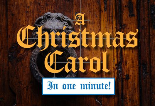 """How would Charles Dickens' 1843 classic, """"A Christmas Carol"""" look if assembled with noted versions of each role?"""