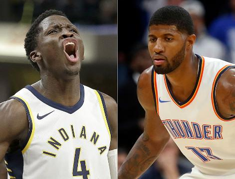 'Running the Break': Paul George is coming back to town