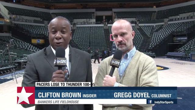 Insiders on the Pacers vs. Thunder: 'I do not like you, Paul George'