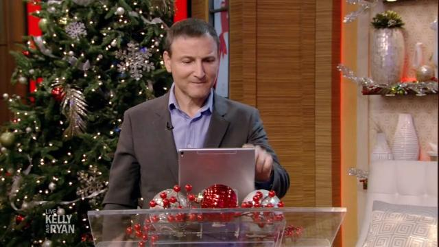 """A Tri-State woman was recognized on """"Live with Kelly and Ryan"""" Friday and was chosen as the winner of """"Live's Holiday Wish List"""" contest."""