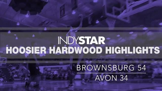 Hoosier Hardwood Highlights: Brownsburg 54, Avon 34