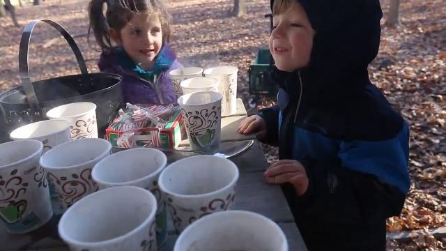 Why This Indy School Keeps Kids Outside Even If It S 10 Degrees