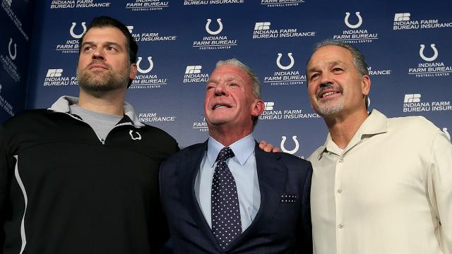 Highs and lows of Chuck Pagano's tenure with the Colts