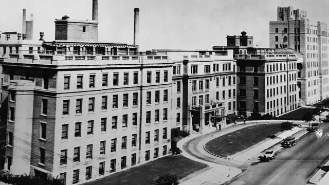 More than a century of Methodist Hospital
