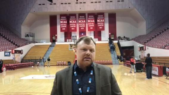 IU Insider Zach Osterman recaps Indiana's 74-70 win against Penn State
