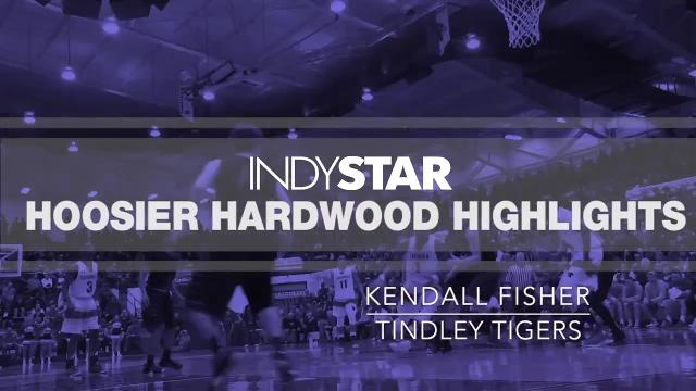 Kendall Fisher is averaging 25.5 points per game for the Tindley Tigers