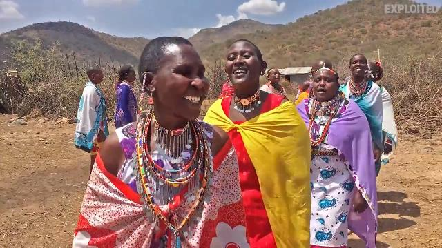 These Maasai women are taking a stand: Our daughters will not suffer female genital mutilation or be forced into early marriage.