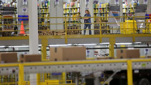 Indianapolis a finalist for Amazon HQ2