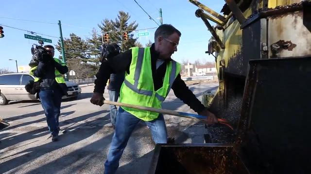 More Than Potholes Indianapolis Streets Are Headed For