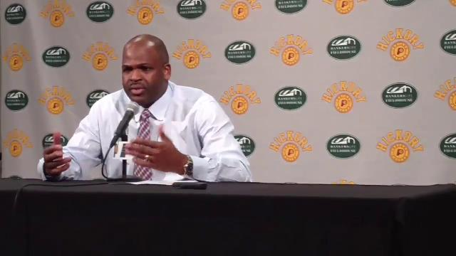Nate McMillan on Pacers 121-113 victory over Knicks