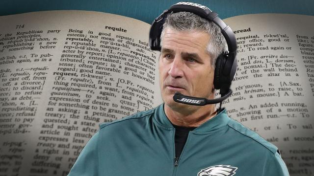How to pronounce new Colts head coach Frank Reich