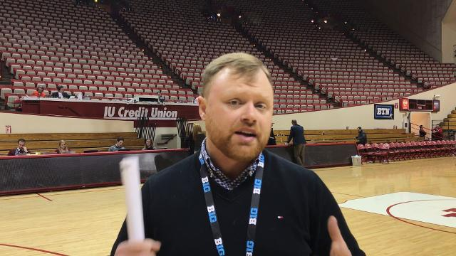 IU Insider Zach Osterman on Indiana's 78-68 win vs. Illinois