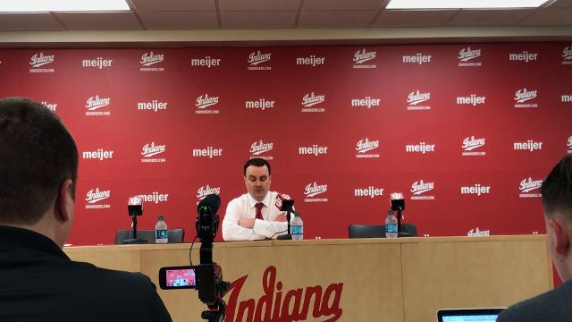 Archie Miller discusses Indiana's win vs. Illinois