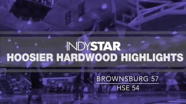 Hoosier Hardwood Highlights: Brownsburg 57, HSE 54