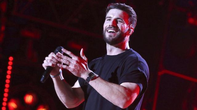 Sam Hunt will perform May 26 at Indianapolis Motor Speedway as part of the annual Legends Day concert.