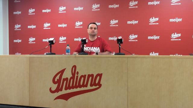 IU coach Archie Miller previews the Hoosiers' upcoming game against Ohio State on Friday, the program's senior night..